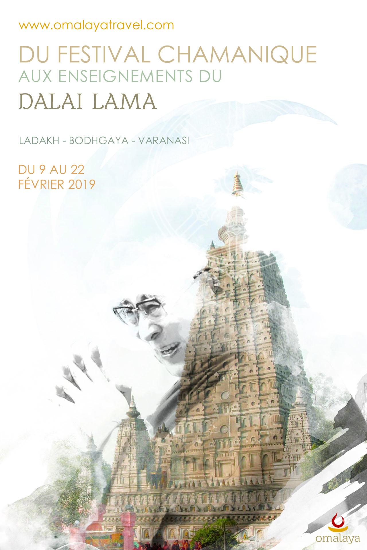 Du Festival Chamanique aux enseignements du Dalai Lama - 1