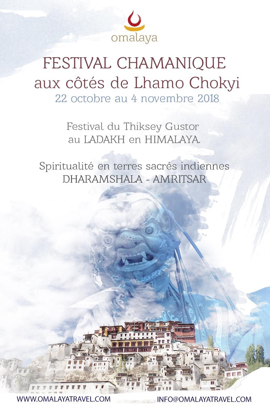 Lhamo - Thiksey Gustor