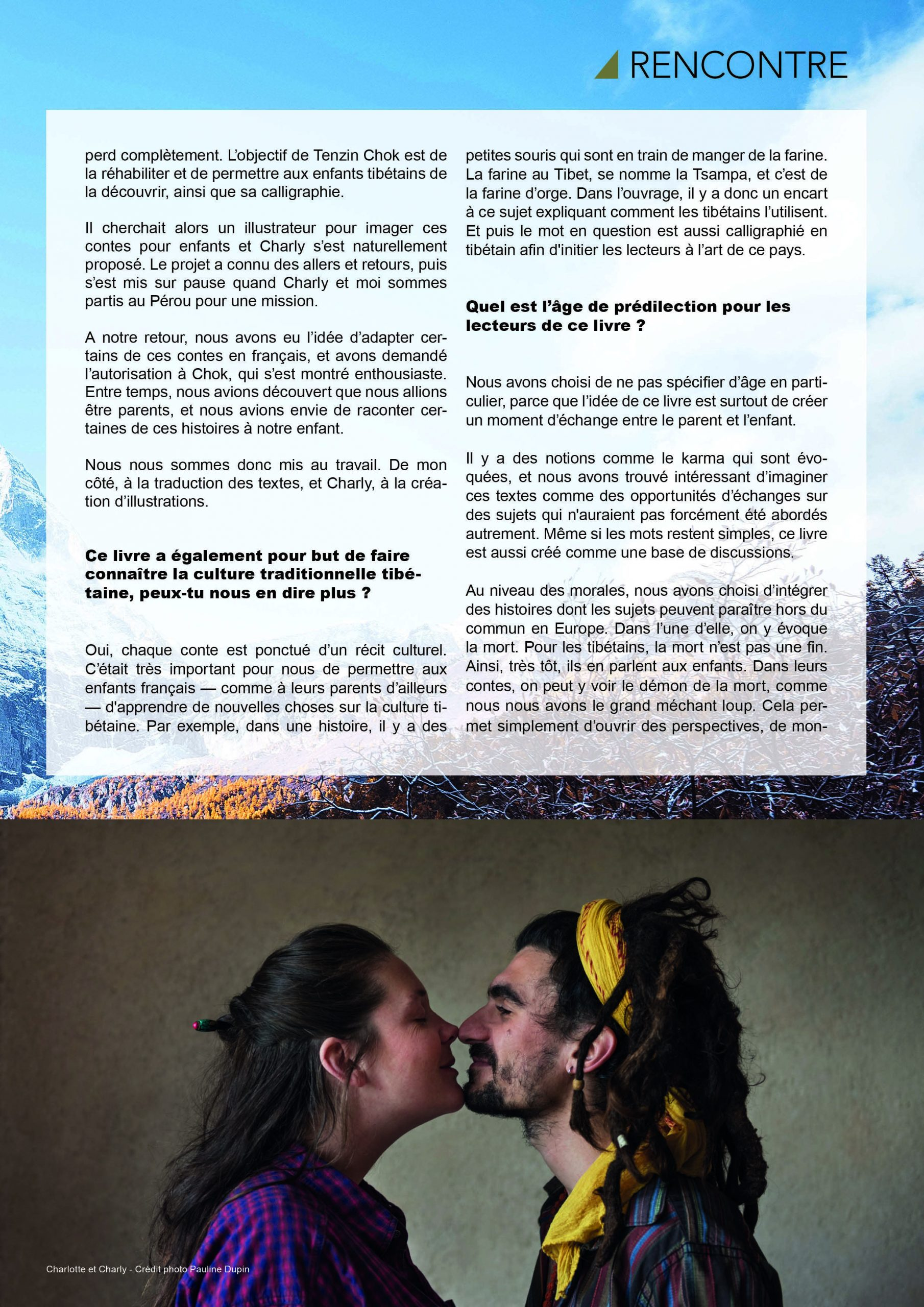 tresors de sagesse tibet livre spirituel enfant